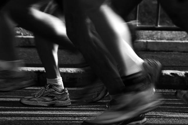 La corsa e la vita: veloci, lenti o allo stesso passo. Si corre sempre insieme!