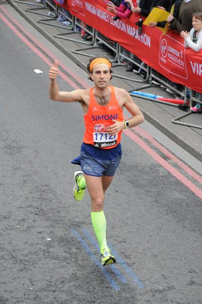 Il racconto della mia Maratona di Londra 2015