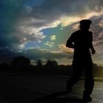 Esco a correre, anche stasera
