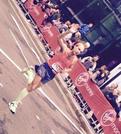 La mia Maratona di Londra da tifosa