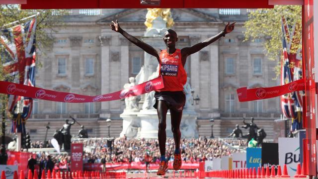 Maratona di Londra 2016, Apertura Ballottaggio