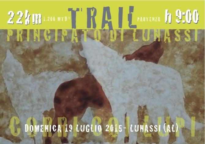 Trail del Principato di Lunassi 2015