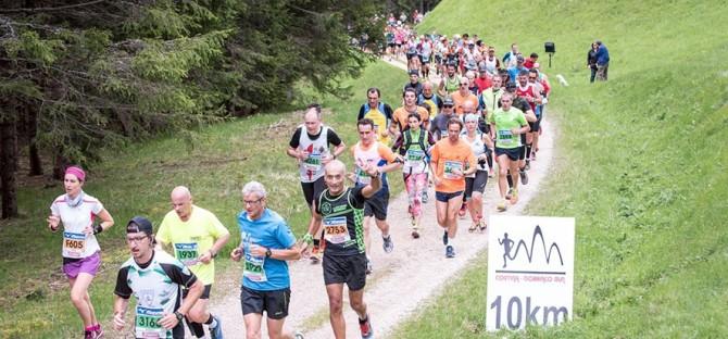 Recensione della Cortina Dobbiaco Run