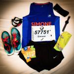 La vigilia della maratona