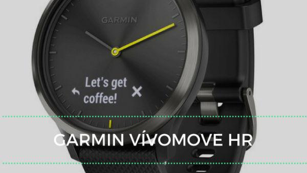 Vívomove HR: Recensione dell'orologio ibrido della Garmin