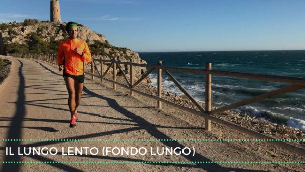 Allenamento per la maratona: Il lungo lento