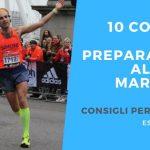 Preparazione alla maratona