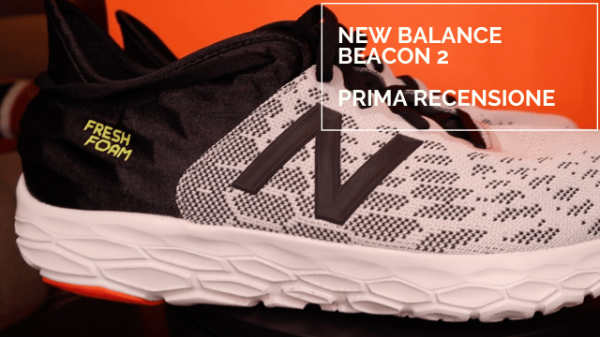New Balance Beacon 2 – le mie prime opinioni