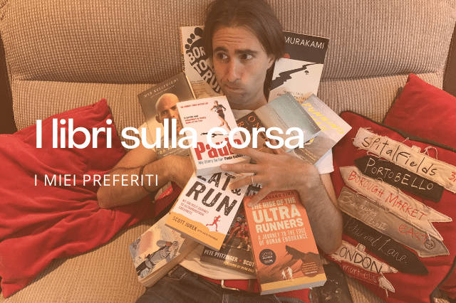 I libri sulla corsa