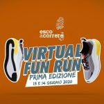Esco a Correre Virtual Fun Run