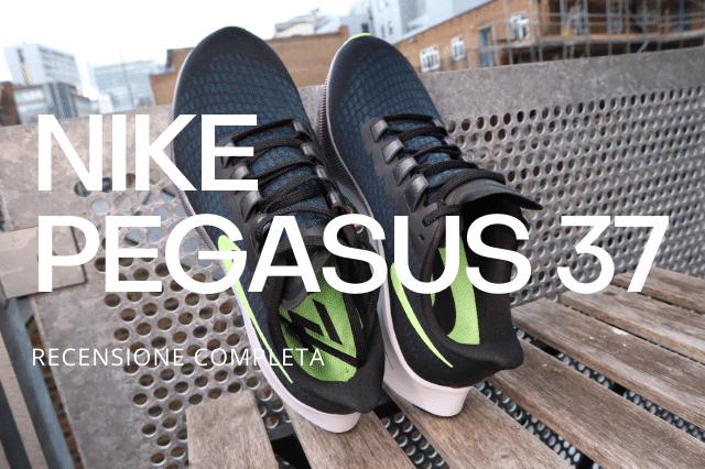 Nike Pegasus 37 - Recensione