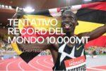 Record del mondo 10,000 mt