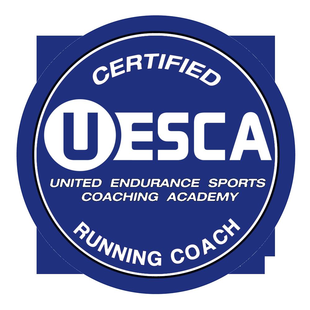 UESCA Running Coach Simone Luciani