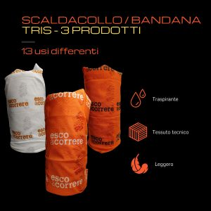 Scaldacollo RUNNING