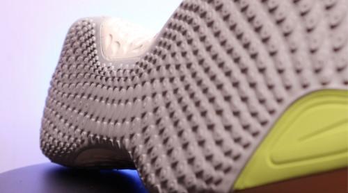 Nike Invincible: La suola ben rivestita