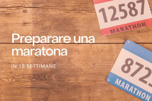 Preparare una maratona